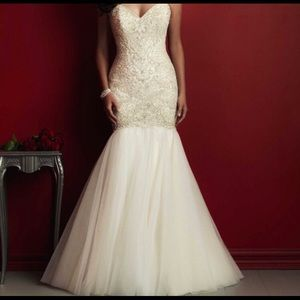 ALLURE Bridals NWT Gown - Over $2400 new!